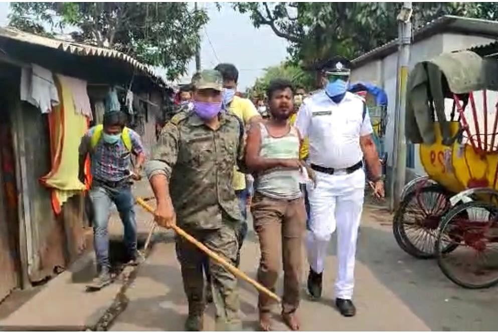 TMC की जीत के साथ ही सिलीगुड़ी में हिंसक झड़प शुरू, कई घायल, कई गिरफ्तार