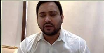 नीतीश कुमार की पार्टी JDU का तेजस्वी यादव पर अटैक, कहा - 'AC सोफा पर बैठकर Tweet करें राजद नेता'