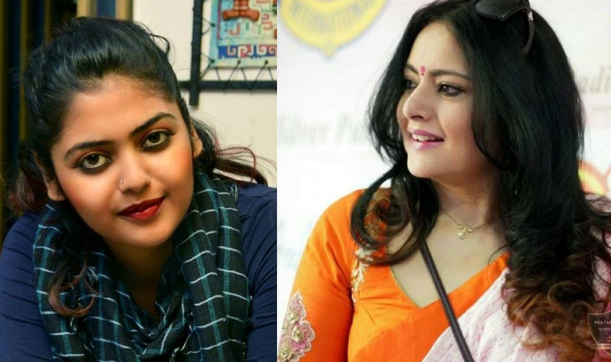 आसनसोल दक्षिण में अभिनेत्री बनाम फैशन डिजाइनर