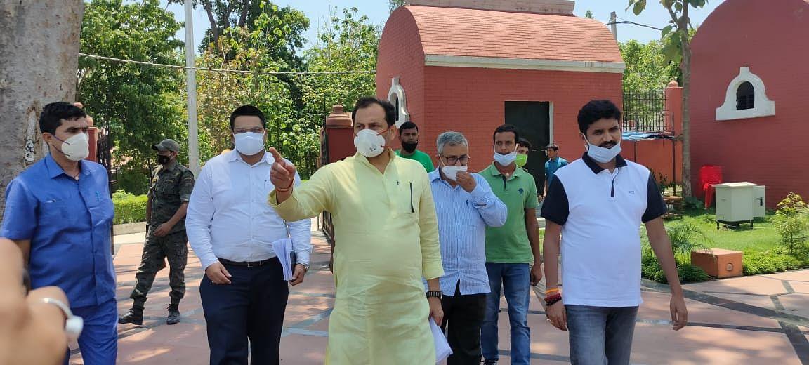 Bihar News: नये आदेश का असर, पश्चिम चंपारण का दौरा स्थगित कर लौटे वन मंत्री