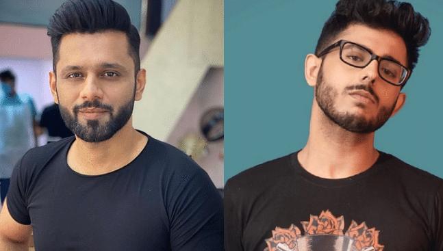 राहुल वैद्य ने सोशल मीडिया पर जमकर लगायी Carry Minati की क्लास, टैग कर लिखा मजेदार मैसेज
