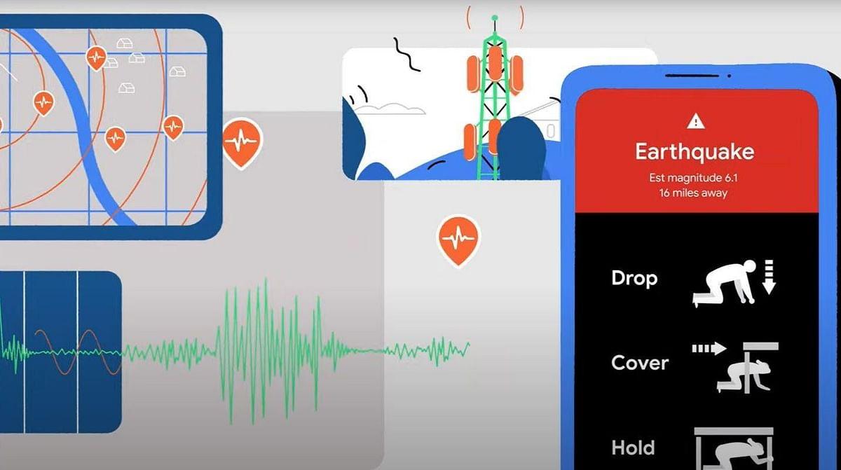 Google का यह नया फीचर भूकंप आने से पहले करेगा अलर्ट, एंड्रॉयड यूजर्स के लिए आ रहा अपडेट