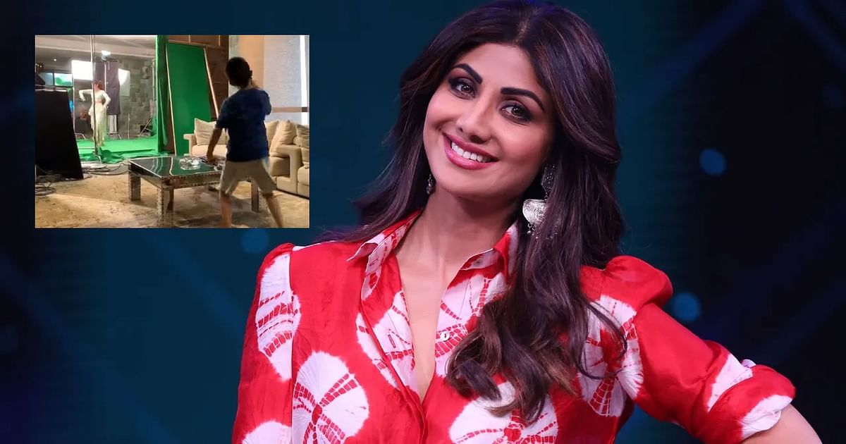 Shilpa Shetty के बेटे वियान ने किया धमाकेदार डांस, पति राज कुंद्रा बोले जैसी मां वैसा बेटा . . .
