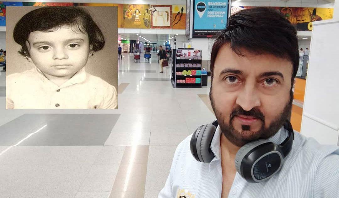 Amitabh Bachchan के बचपन का रोल करने वाले इस अभिनेता की तस्वीरें होने लगी Viral, यहां देखें अब कैसे दिखते हैं Master Raju