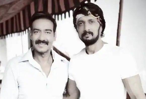 काजोल की वजह से अजय देवगन से नफरत करते थे किच्चा सुदीप!