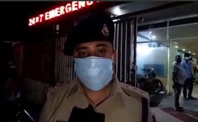 दिल्ली के सॉफ्टवेयर इंजीनियर की पटना में कोरोना से मौत, पत्नी ने लगाया अस्पताल में छेड़खानी का आरोप