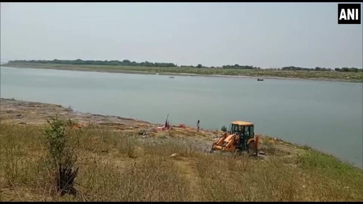 Bihar News: बक्सर में गंगा नदी के किनारे मिला लाशों का ढेर, कोरोना काल में मचा हड़कंप