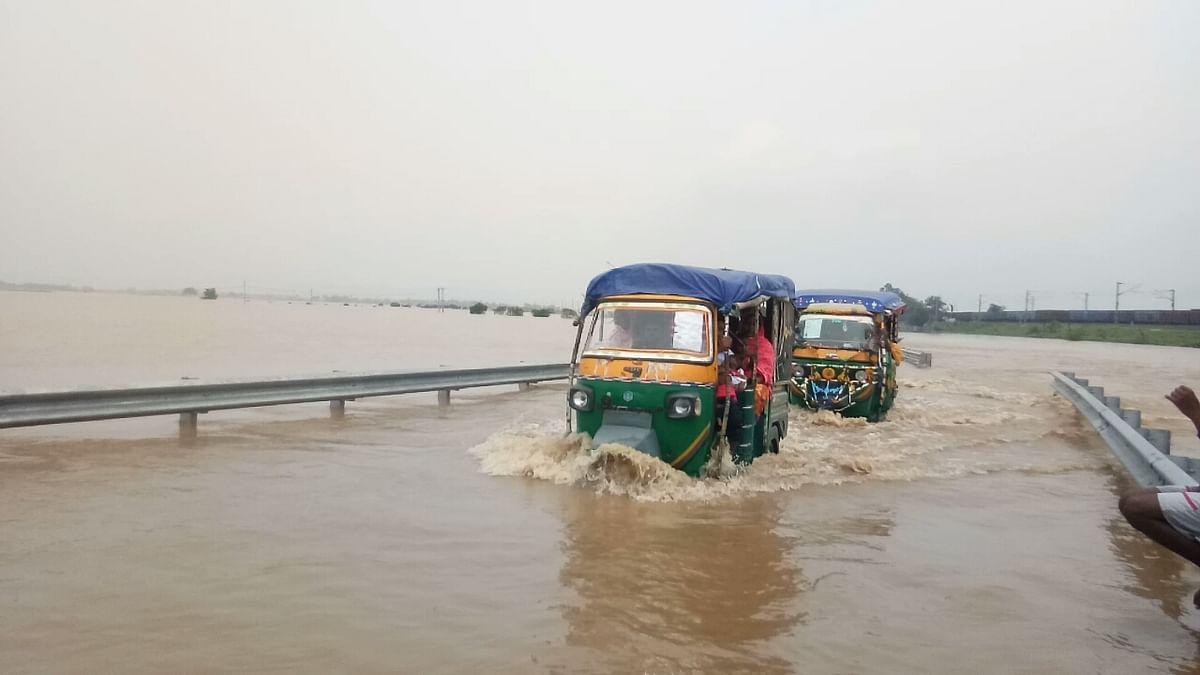 चक्रवाती तूफान Yaas की बारिश ने झारखंड के साहिबगंज में ढाया कहर,  बंगाल से टूटा संपर्क
