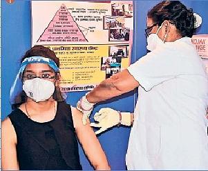 Vaccination in Bihar : यूपी और एमपी जैसे राज्यों से आगे निकला बिहार, अब तक दो लाख से अधिक युवाओं ने लिया टीका