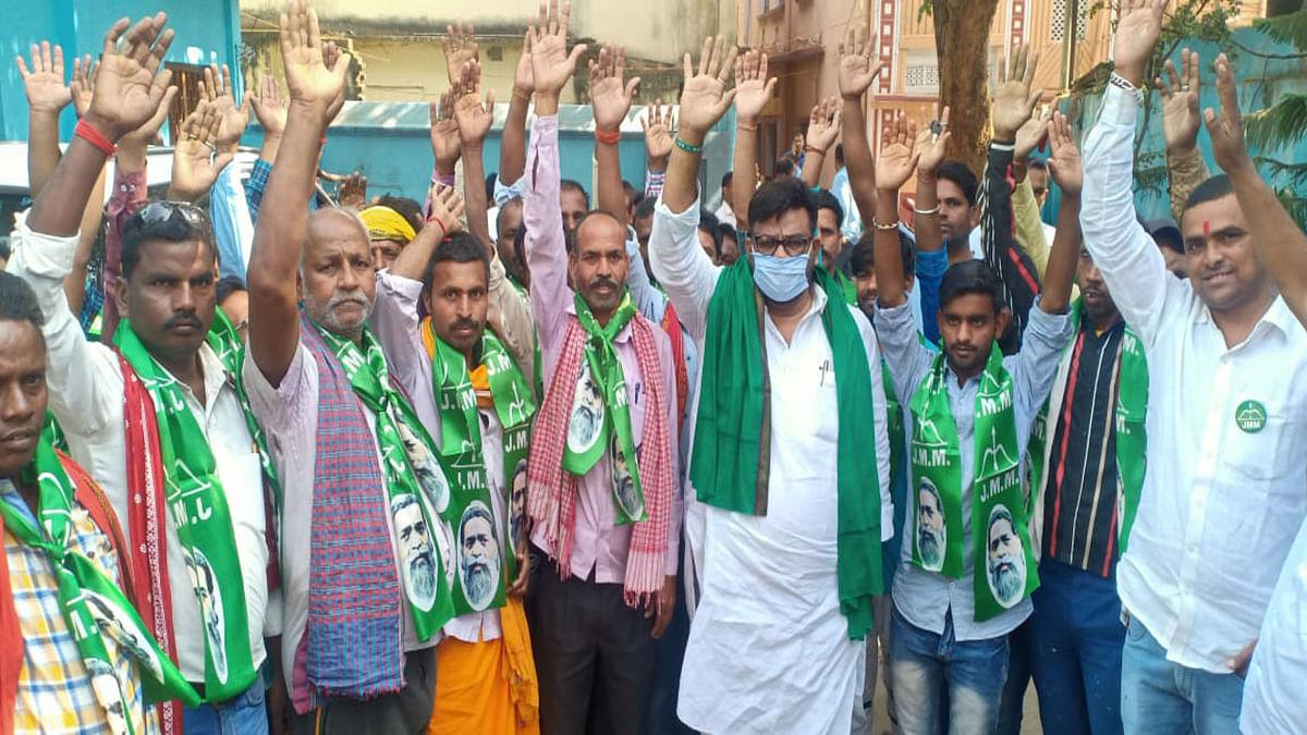 Madhupur Byelection Result 2021 : झामुमो गठबंधन प्रत्याशी हफीजुल हसन जीते, बीजेपी प्रत्याशी गंगा नारायण सिंह को 5247 वोट से हराया, तीसरे स्थान पर रहा नोटा