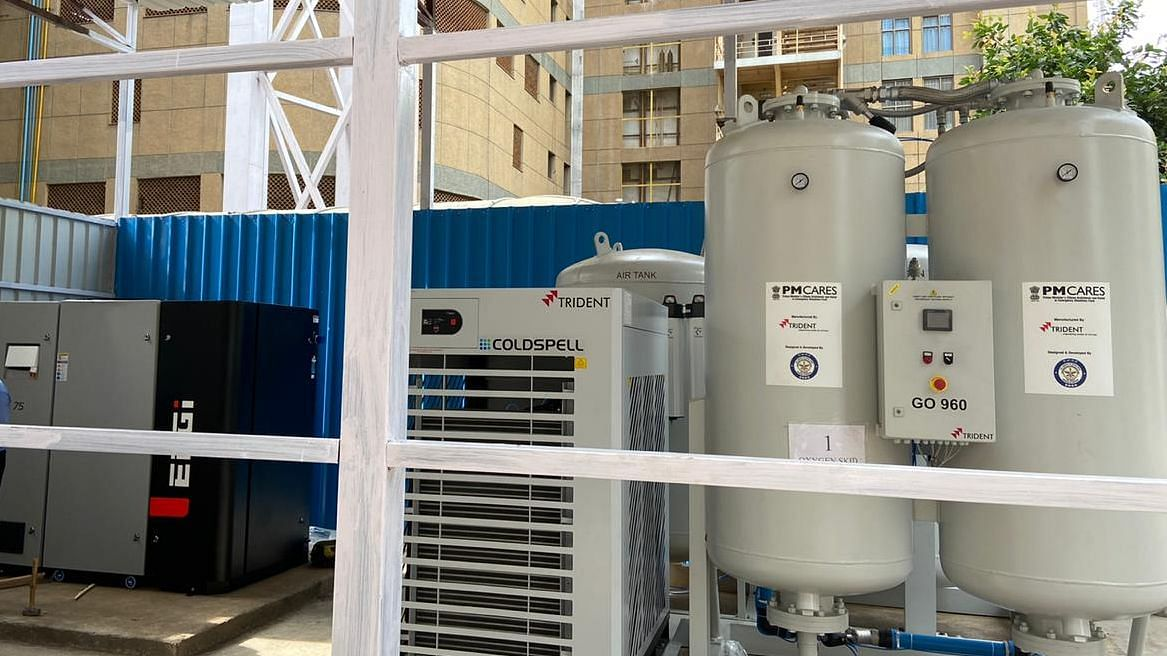 DRDO लगायेगा 500 ऑक्सीजन प्लांट, तेजस फाइटर जेट की टेक्नोलॉजी का होगा इस्तेमाल