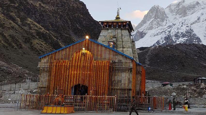 Kedarnath Reopen 2021: छह महीने बाद विधि-विधान से खुला बाबा केदारनाथ का कपाट, कोरोना महामारी से बचाव के लिए की गयी प्रार्थना