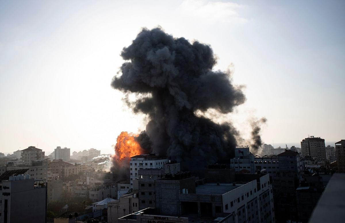 हमास की कमर तोड़ना चाहता है इजराइल, खड़ी कर रहा है सीमा पर सेना, जानिए कौन हैं फलस्तीन के मददगार