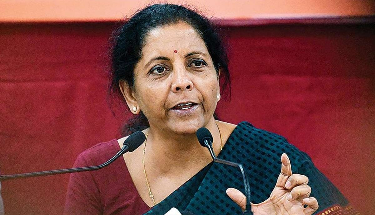 भारतीय अर्थव्यवस्था की जरूरतों को पूरा करने के लिए SBI जैसे 4-5 बैंकों की जरूरत: वित्त मंत्री निर्मला सीतारमण