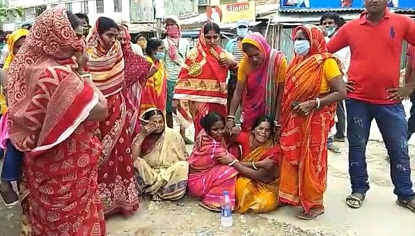 भाभी के गलेकी नस काटकरदेवर ने भी लगाई फांसी, मालदा जिले में दिल दहलाने वाली घटना