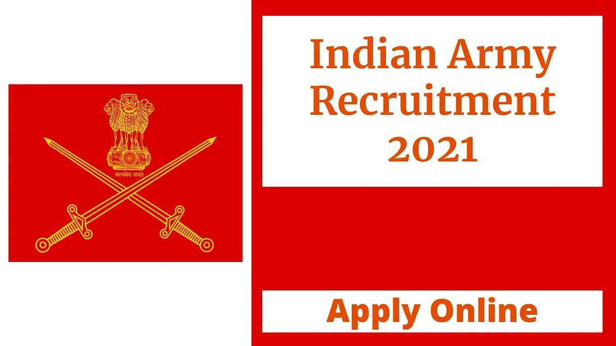 Indian Army Recruitment 2021: भारतीय सेना में हो रही है नियुक्ति, 1 लाख 77 हजार तक मिलेगी सैलरी