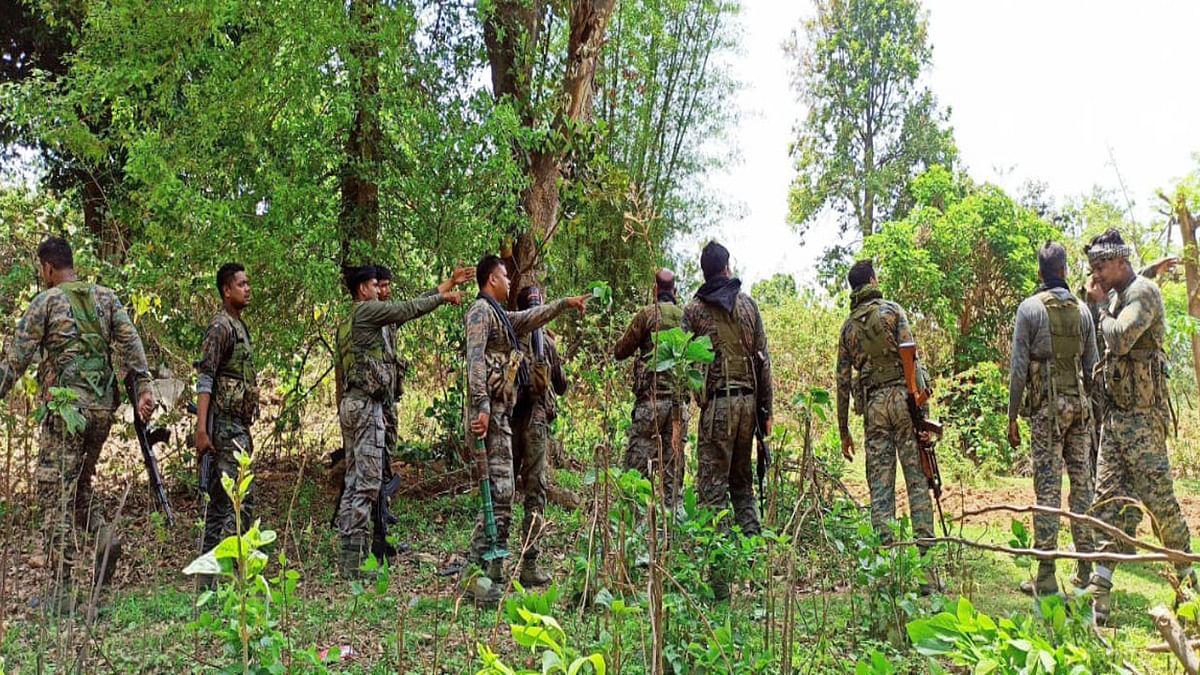 सर्च ऑपरेशन के दौरान हार्डकोर नक्सली की जगह हिरासत में ग्रामीण, नाम के फेर में  एसएसबी और कोबरा बटालियन से हुई चूक