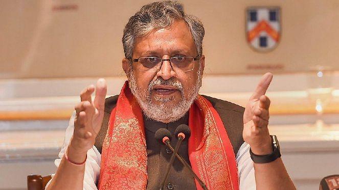 राजद और कांग्रेस के बीच का विवाद नकली!  RJD को जीत दिलाने बनाई गई ये रणनीति- सुशील मोदी