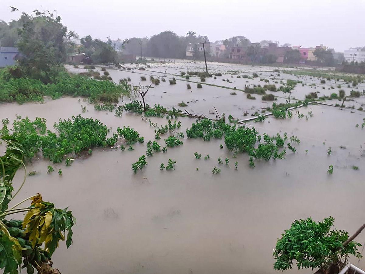Weather Forecast Updates/Cyclone Yaas 2021 : चक्रवाती तूफान 'यास' का असर, पूर्वी यूपी, बिहार, पश्चिम बंगाल और सिक्किम में बारिश को लेकर रेड अलर्ट
