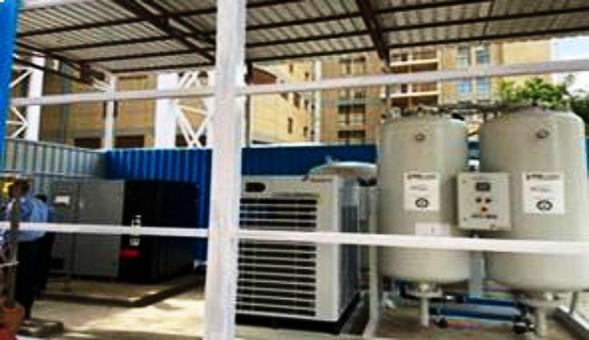 दिल्ली के AIIMS और RML अस्पताल में कोरोना मरीजों को आज से हाई फ्लो मेडिकल ऑक्सीजन प्लांट से मिलेगी 'प्राणवायु'