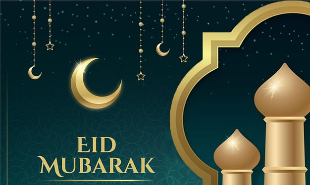 Eid ul Fitr 2021 Status, Messages Updates: आज ईद पर इन Wishes और Images से दें अपनो को मुबारकबाद, यहां से भेजें शानदार मैसेज...