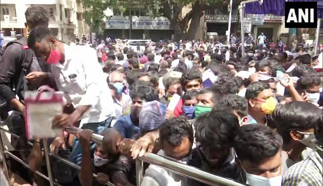 चेन्नई में रेमडेसिविर के लिए जुटे लाखों लोग, CM स्टालिन ने जमाखोरों के खिलाफ गुंडा एक्ट के तहत कार्रवाई के दिये आदेश