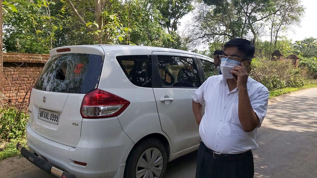 असम में पीड़ितों से मिलते रहे राज्यपाल जगदीप धनखड़, बांकुड़ा में BJP सांसद पर हुआ जानलेवा हमला