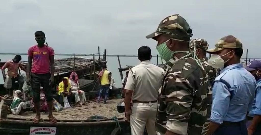 बंगाल के लिए सिरदर्द बने UP-बिहार से गंगा में बहकर आए कोरोना मृतकों के शव, प्रशासन का अलर्ट जारी