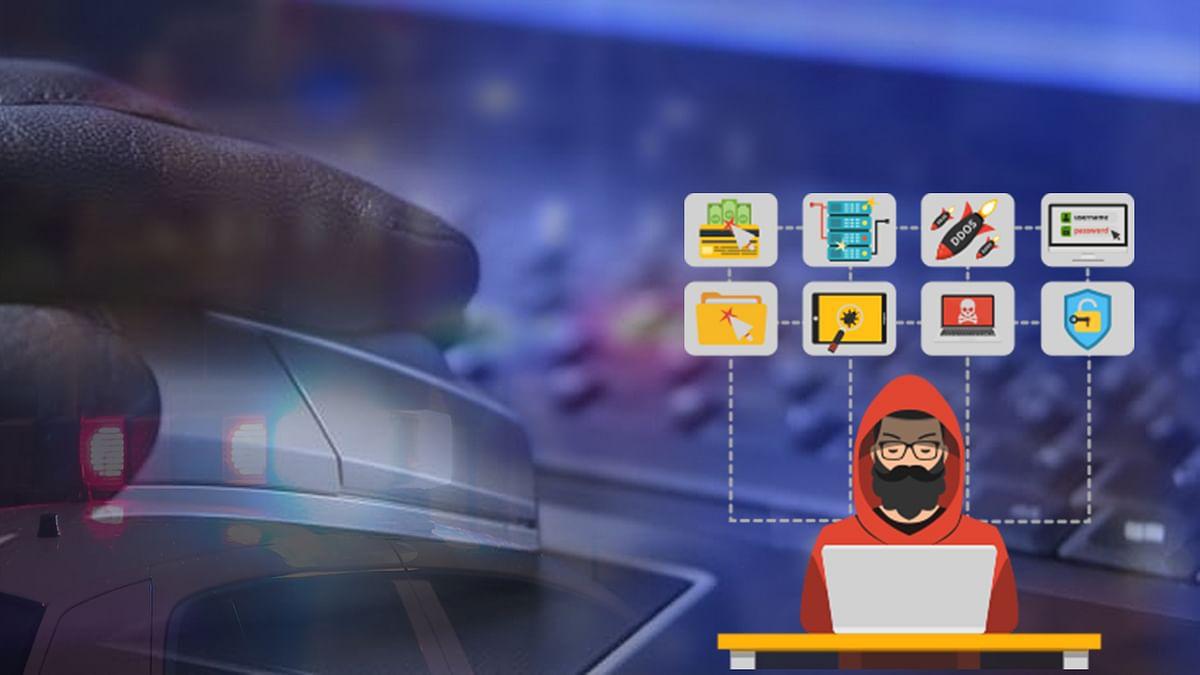 Jharkhand News : पेमेंट-गेमिंग एप से उड़ाते थे पैसे, देवघर से 8 साइबर अपराधी गिरफ्तार