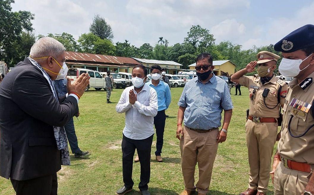 राज्यपाल जगदीप धनखड़ की नंदीग्राम यात्रा, 15 मई को हिंसा पीड़ितों से मुलाकात, CM ममता की कार्यशैली से नाराज