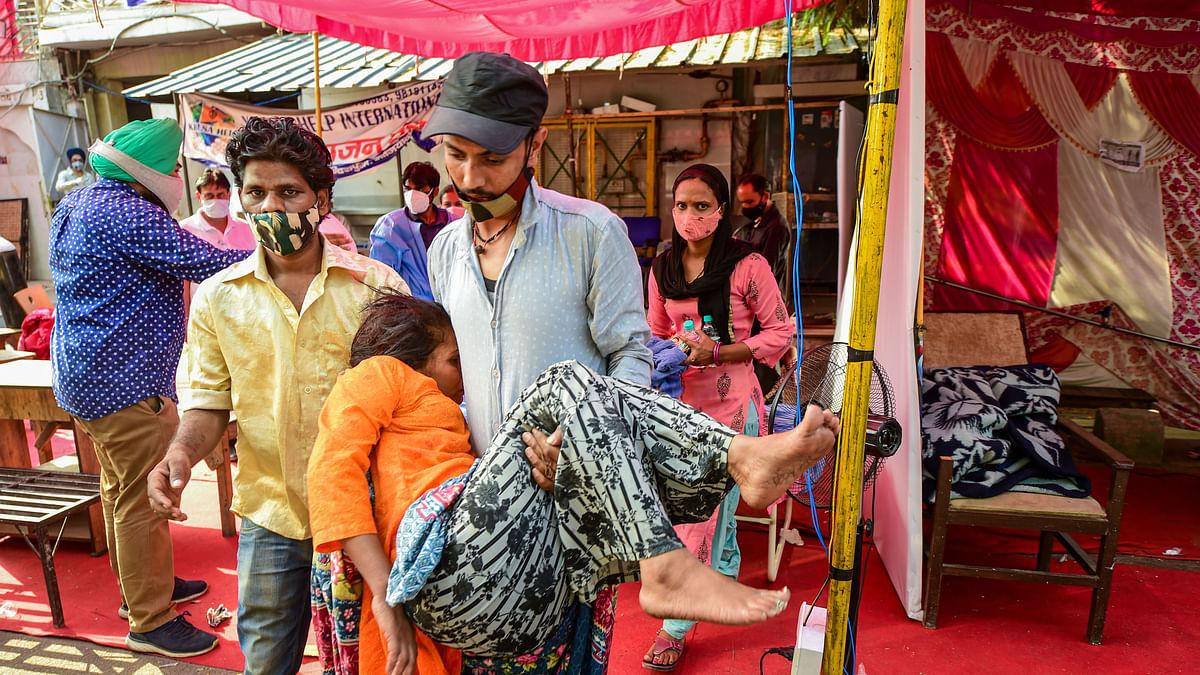 Coronavirus LIVE Updates : अब बंगाल में कोरोना के टूट रहे हैं रिकॉर्ड, पिछले 24 घंटे में देश में चार हजार के करीब मौत, जानें अपने राज्य का हाल