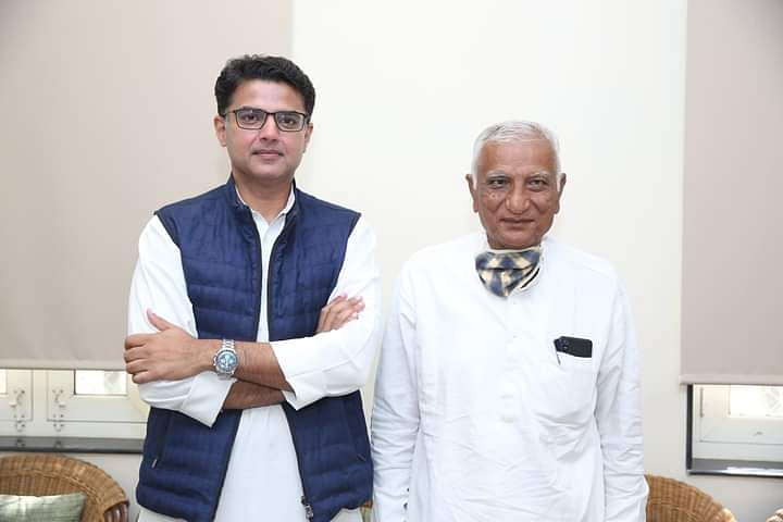 Rajasthan News:...तो राजस्थान में बढ़ेगी अशोक गहलोत सरकार की टेंशन? सचिन पायलट के करीबी विधायक ने दिया इस्तीफा