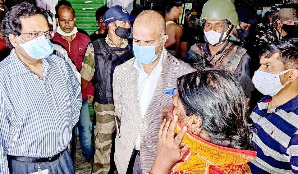 हिंसा प्रभावित इलाकों में MHA की टीम का दौरा, चुंचुड़ा में बेघर BJP कार्यकर्ताओं से जानी सच्चाई