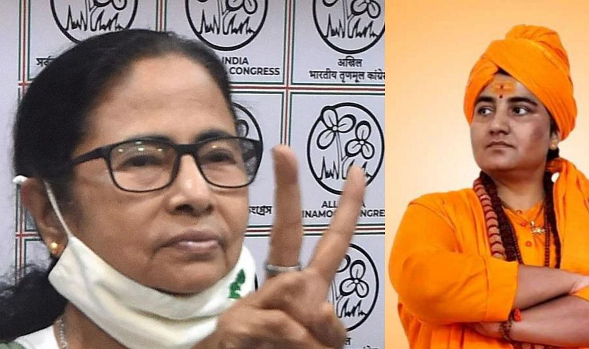 मध्यप्रदेश की सांसद ने बंगाल की सीएम ममता बनर्जी को बताया ताड़का, कहा- हे कलंकिनी...