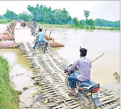 Bihar Flood 2021: बिहार में नदियों के बढ़ते जलस्तर से गहराने लगा संकट, जानें कोसी, बागमती, गंडक नदी ने किस तरह बदला रुप