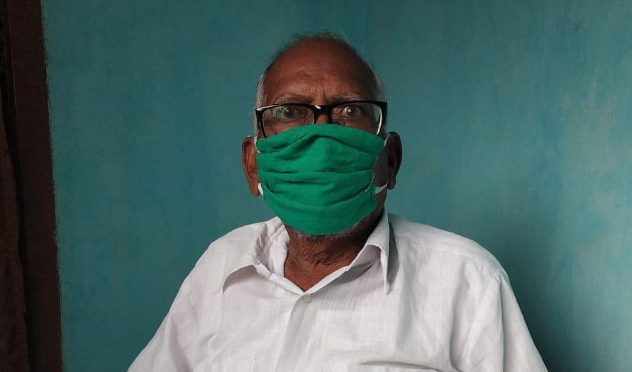 Coronavirus In Jharkhand : हौसले से 81 साल की उम्र में पूर्व विधायक व झारखंड आंदोलनकारी बहादुर उरांव ने दी कोरोना को मात, रांची में नहीं हो सकी थी इलाज की व्यवस्था