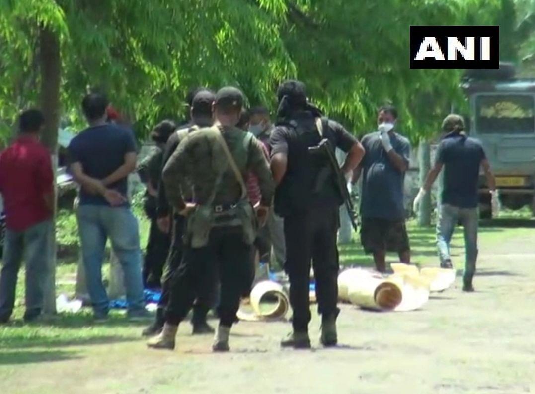 Assam Encounter : असम में आठ उग्रवादी ढेर, डीएनएलए से जुड़े थे सभी