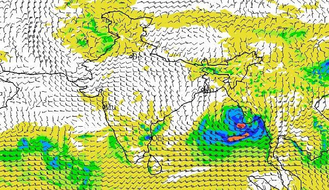 बंगाल की खाड़ी के ऊपर कम दबाव का क्षेत्र बनने के आसार, एक और चक्रवात की चेतावनी, ...जानें कब आने की है संभावना?