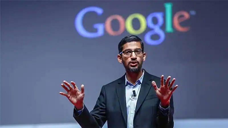 New IT Rules पर Google के Sundar Pichai बोले- स्थानीय कानूनों का पालन करने के लिए हम प्रतिबद्ध