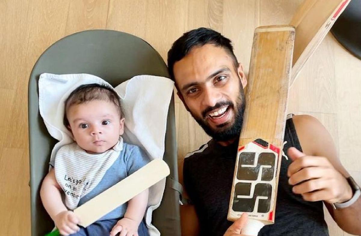 IPL 2021 : बहुत खूबसूरत हैं पंजाब किंग्स के ऑलराउंडर मनदीप सिंह की पत्नी, ऐसी है उनकी प्रेम कहानी