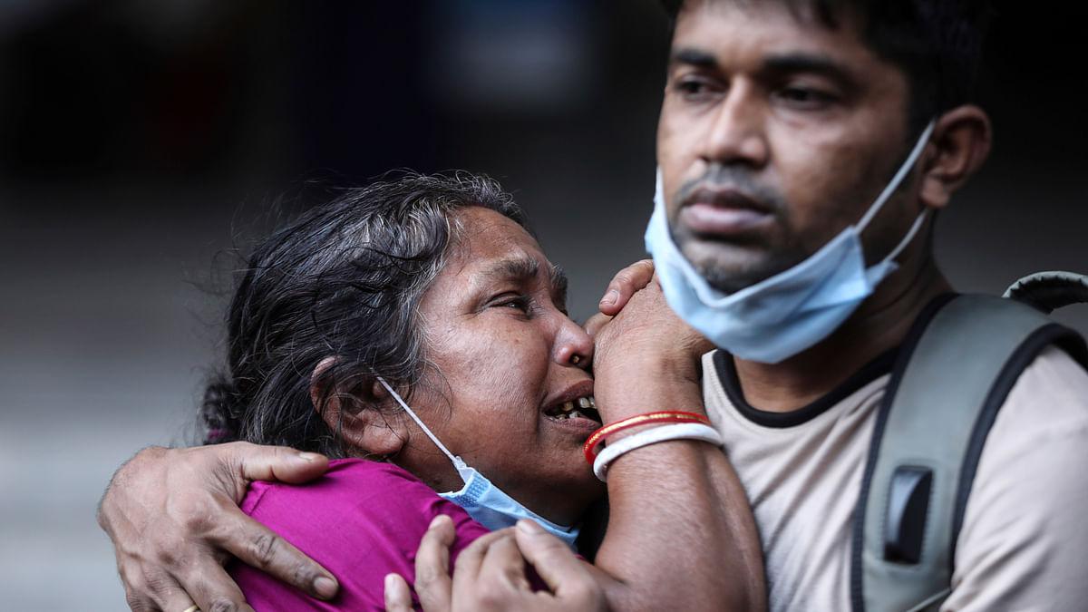 Coronavirus LIVE Updates : भारत में कोरोना संक्रमण के 3,43,144 नए मामले, चार हजार की मौत