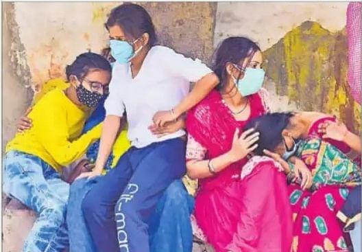 Coronavirus in Bihar : बिहार में एक्टिव केस एक लाख 13 हजार के पार, जिलों के आइसीयू में एक भी बेड खाली नहीं