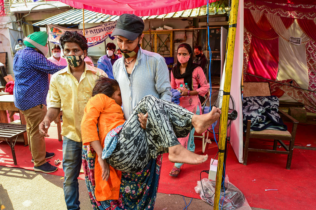 Coronavirus in MP : कोरोना से जान जाने पर परिवार को 5,000 रुपये प्रति माह पेंशन, मुफ्त राशन, शिक्षा का निशुल्क प्रबंध