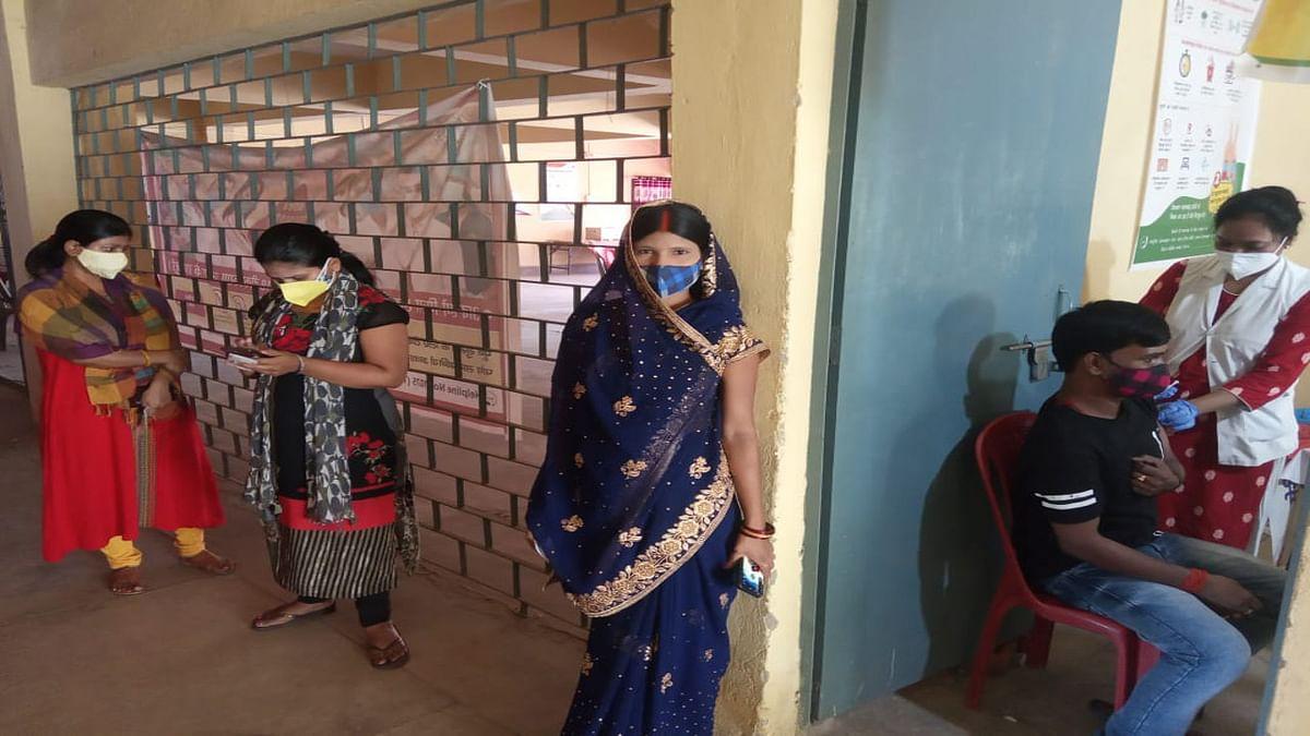Corona Vaccination In Jharkhand : रांची में 18 प्लस वैक्सीनेशन के लिए बढ़े टीकाकरण केंद्र, 29 मई से 38 टीकाकरण केंद्रों पर लगेगी वैक्सीन