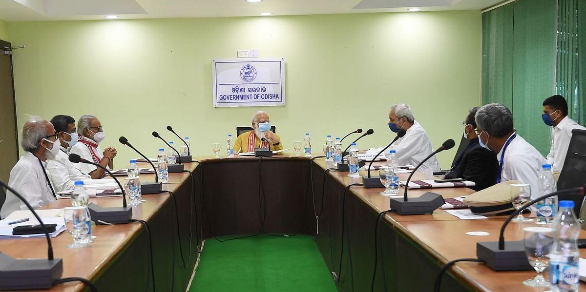 बंगाल, ओड़िशा और झारखंड को 1,000 करोड़ की मदद, PM मोदी ने यास से पैदा हुए हालात का लिया जायजा