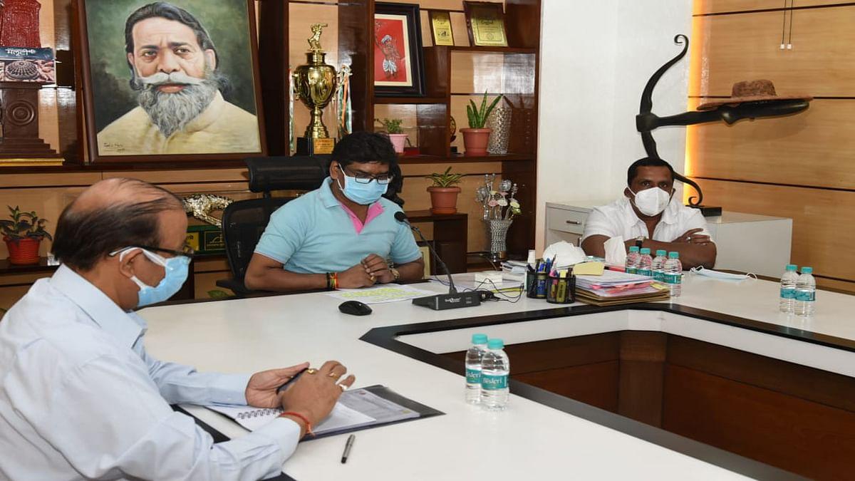 Coronavirus in Jharkhand : प्रवासी मजदूरों के लिए झारखंड सरकार का अहम फैसला, CM हेमंत बोले- कोरोना जांच जरूरी, ग्रामीण क्षेत्रों में संक्रमण का ना हो विस्तार, इसलिए सरकार ने बढ़ाये कदम