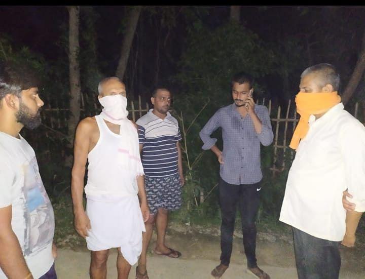 ताऊते की चपेट में आने से मुरैठा का युवक भी लापता, परिजन मुंबई रवाना