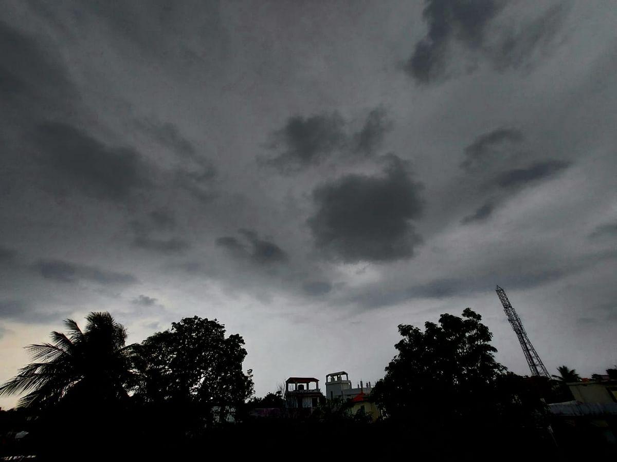 मुज़फ्फरपुर जिले का बदला मौसम