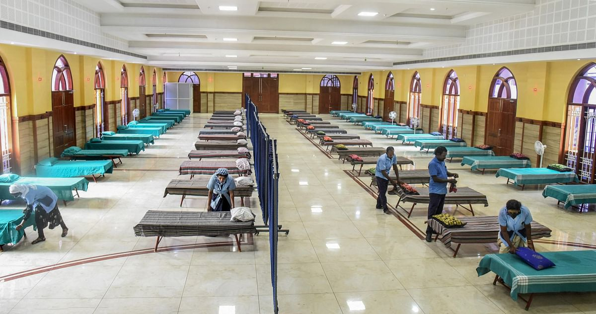 Coronavirus LIVE : क्या लगेगा लॉकडाउन ? दिल्ली में जारी हुई नई गाइडलाइन, कोरोना वायरस की दूसरी लहर की वजह से हाहाकार