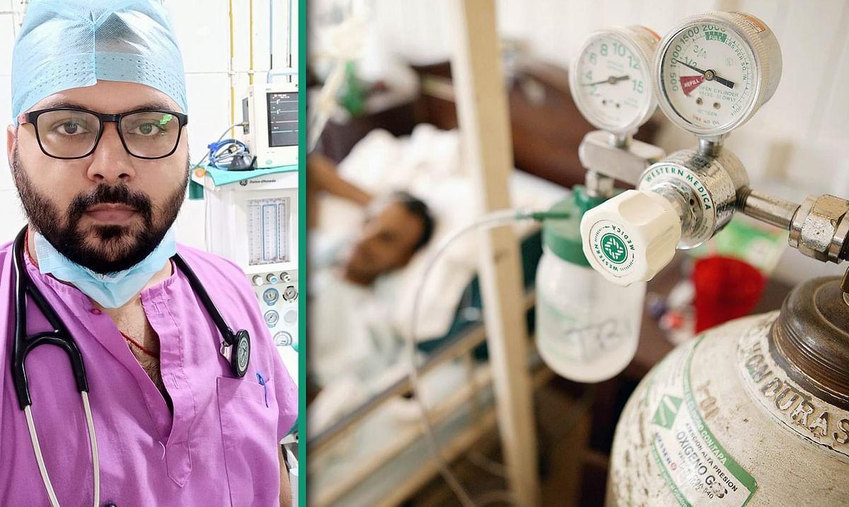 Dr Himanshu, Happy Hypoxia Covid Symptoms